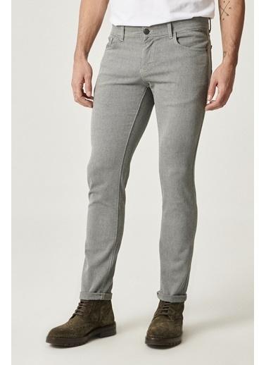 Altınyıldız Classics Altınyıldız Classic Slim Fit Taş Pantolon Taş